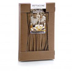 Fettuccine ai porcini - Ein altes Rezept aus Campofilone
