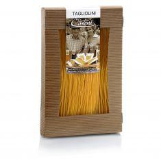 Tagliolini - Ein altes Rezept aus Campofilone