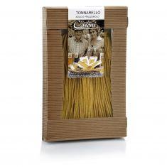Tonnarello aglio e prezzemolo - Ein altes Rezept aus Campofilone