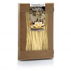Tonnarello ausschließlich Eiklar - Ein altes Rezept aus Campofilone