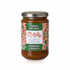 Pomodoro e basilico - Saucen Moreno Cedroni