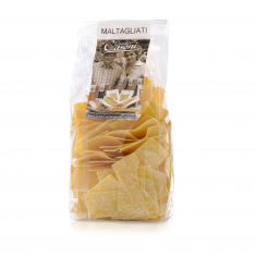 Maltagliati - Traditional recipe from Campofilone